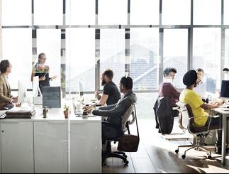 Coworking,Bien-être,salariés,Innovation